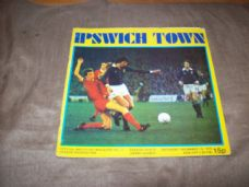 Ipswich Town v Derby County, 1976/77